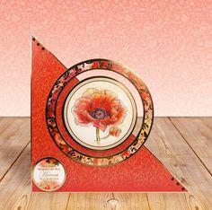 Poppy Garden - Hunkydory | Hunkydory Crafts