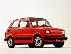 FIAT 126 - always liked it.