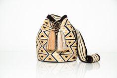 Boho Beach Bags | Authentic Handmade Wayuu Mochila Bags Featured in C'est La Vie | WAYUU TRIBE – SHOP MOCHILAS WAYUU BAGS | FREE SHIPPING