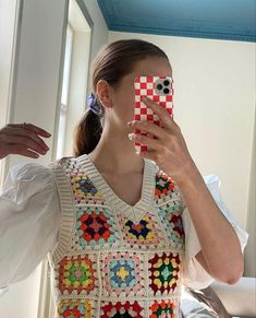 Mode Crochet, Crochet Motif, Crochet Designs, Crochet Yarn, Crochet Patterns, Baby Cocoon Pattern, Summer Knitting, Crochet Crop Top, Crochet Fashion