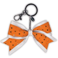Our Mini Sequin Bow Keychain Make Great Dance Team Gifts