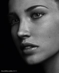 Close Up portraits by David Moratilla Amago | 3D | CGSociety