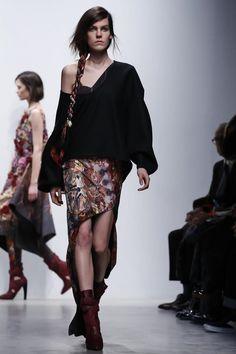 Léonard Ready To Wear Fall Winter 2014 Paris - NOWFASHION