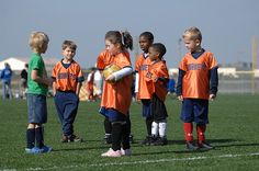 How to Increase Your Child's Love of Sports