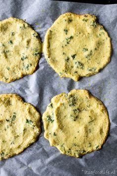 bloemkool tortilla's met pittig gekruid gehakt   It's a Food Life