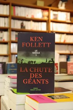 Ken Follet, Falls of Giant Trilogy