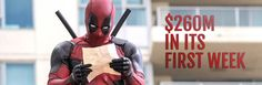 New Post, Check our blog #deadpool #marvel