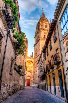 Salamanca Cathedral by Jose Agudo on 500px