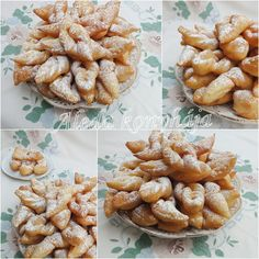 See related links to what you are looking for. Cake Cookies, Donuts, Almond, Deserts, Food And Drink, Cooking Recipes, Baking, Breakfast, Sweet