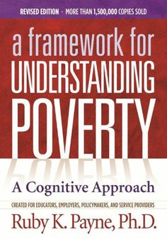 A Framework for Understanding Poverty by Ruby K. Payne - Great book for understanding the core values of all of your students! Great book I have from a workshop done by Ruby Payne people staff at SMG School Counseling, Social Science, Great Books, Amazing Books, Reading Lists, Reading Strategies, Teacher Resources, Teacher Tools, So Little Time