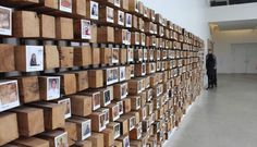 employee picture walls at design agencies - Google Search