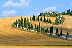 Красивые пейзажи. Тоскана. Италия