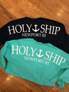 Spirit Holy Ship Newport Tee   A Pink Pineapple Exclusive!!