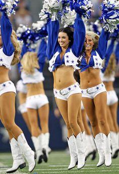 Dallas cowboy cheerleader pictures