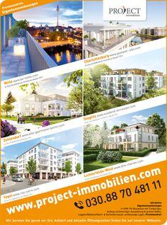 Provisionsfreie Eigentumswohnungen von Project Immobilien 08/2014 - http://www.exklusiv-immobilien-berlin.de/aktuelle-bauprojekte-berlin/provisionsfreie-eigentumswohnungen-von-project-immobilien-082014/005160/