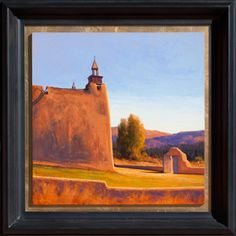 """AVAILABLE-""""Indian Summer at Trampas"""" (12x12) by Dix Baines. The McLarry Fine Art Gallery http://mclarryfineart.com/artists/dix-baines (scheduled via http://www.tailwindapp.com?utm_source=pinterest&utm_medium=twpin&utm_content=post57330314&utm_campaign=scheduler_attribution)"""