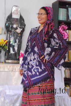 Kebaya tenun motif asmat  #fcjm #xaverian #nun
