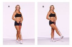 Bye Bye Flab – Exercises For Inner Thigh