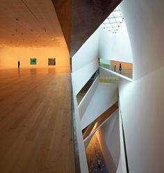 preston scott cohen, inc :: herta and paul amir building at the tel aviv museum of art :: photographed by amit geron