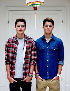 Jack and Finn Harries are the cutest twins ever