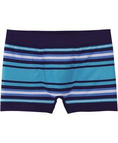 MEN SEAMLESS STRIPE LOW RISE BOXER BRIEFS New Underwear, Seamless Underwear,  Mens Sleepwear, 8fa99d18339