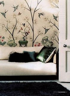 decorating with chinoiserie - Google Search