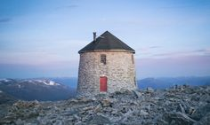 Mount Skåla Tower