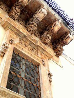 Noto balcone Palazzo Nicolaci *