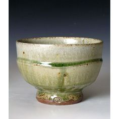 A wood fired Chawan with Pine ash glaze. I tend to like lines that run around a pot to undulate…for me that produces a more interesting and lively feature. inches across. Please contact me … Read Ceramic Tableware, Ceramic Clay, Ceramic Bowls, Slab Pottery, Glazes For Pottery, Ceramic Pottery, Wabi Sabi, Sculpture Clay, Ceramic Sculptures