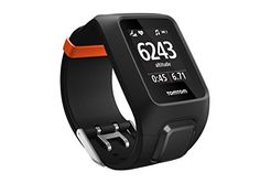 GPS Trackers - TomTom Adventurer GPS Outdoor Watch  Heart Rate Monitor  3GB Music Storage  Bluetooth Headphones  Black >>> Visit the image link more details.