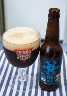 Spigha / Yakka Winter Ale 2014. Spiced Beer. 7.2º