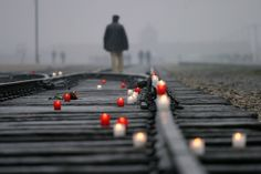 One-off lesson plans and activities to support teaching of the Holocaust in English World Braille Day, Holocaust Memorial Day, Tes Resources, Schindler's List, Australia Day, World Religions, Train Tracks, Photo Studio, Railroad Tracks