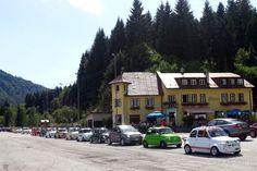 Un weekend tra le montagne friulane a bordo della mitica Fiat 500