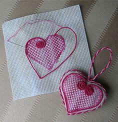 Emmas Valentine Heart - free project