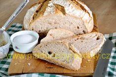 Kváskový chléb špaldový Banana Bread, Food, Essen, Meals, Yemek, Eten