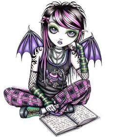 emo... gothique