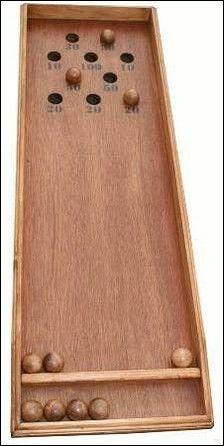 Plans of Woodworking Diy Projects - billard japonais Plus Get A Lifetime Of Project Ideas & Inspiration! Woodworking Jigsaw, Woodworking Projects Diy, Woodworking Plans, Wood Projects, Wooden Board Games, Wood Games, Diy Holz, Diy Games, Backyard Games