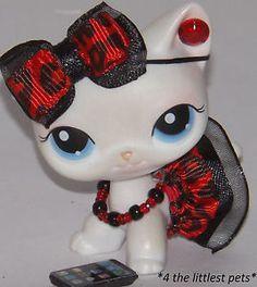 Littlest Pet Shop Clothes LPS Accessories Custom Made Pet not ...