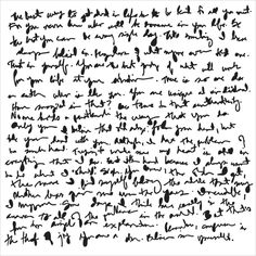 6x6 template - Believe Script