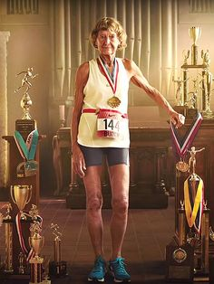 Not a fan of Nike, but ...Meet the Iron Nun: 86-Year-Old Triathlon-Running Sister Madonna Buder Stars in…