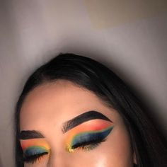 """838 Likes, 13 Comments - ✨ MICHELLE GUERRERO ✨ (@mishelsbeauty) on Instagram: """"Used the Bh Cosmetics Take Me to Brazil palette. . . . #cutcrease #mua_underdogs #xmakeuptutsx…"""""""