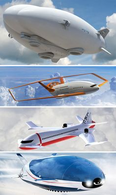 22 Imaginative Flyby Concept Aircraft From Days Gone By