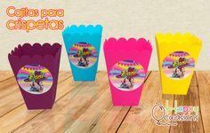 Cajas para crispetas de Soy Luna FB: https://www.facebook.com/happyoccasionsfiestas/ INS: https://www.instagram.com/happyoccasionsfiestas/