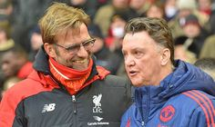 Jurgen Klopp greets Liverpool's European tie with Man Utd as he has unfinished business