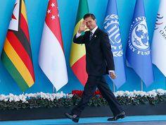 Peña Nieto propone una acción global contra el terrorismo