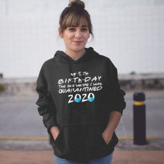 My Birthday Birthday Hoodies For Women Men 19th Birthday Gifts, Birthday Gifts For Girls, Birthday Gifts For Her, Birthday Shirts, Sweat Shirt, Friends Tv Show Apparel, Wholesale T Shirts, Female Friends, Hoodies