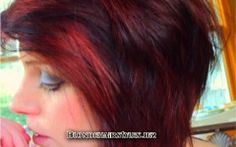Feria Dark Red Hair Color Ash Blonde Bleach Dye