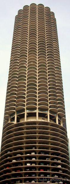 Chicago architecture.