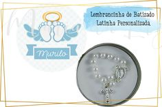 Lembrancinha Batizado Latinha Personalizada especialmente para sua festa. Venha nos visitar!