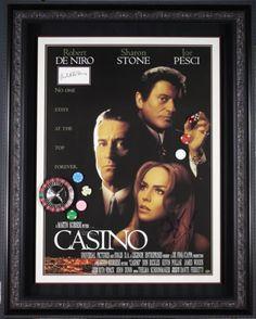 Casino - Sharon Stone en Robert de Niro